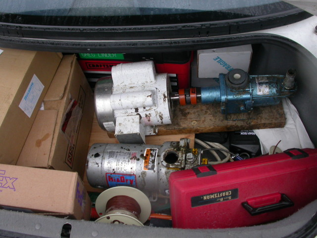 The Celica Trunk